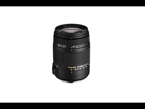 Great Travel Lens: Sigma 18-250 mm