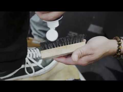 Best shoe cleaner for all types of materials (Shoe MGK)