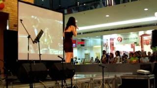 Saranghae  - Live by Sabrina @ SM North Annex