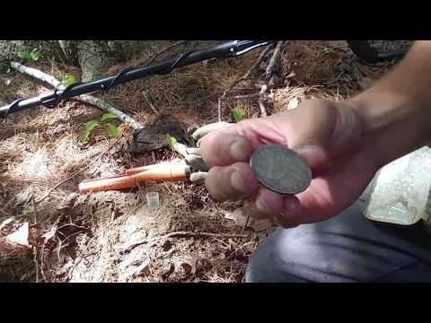 NO WAY we found this, Metal Detecting in NH