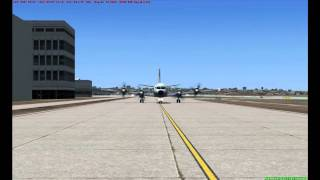 FSX Flight of the Electra - Part One