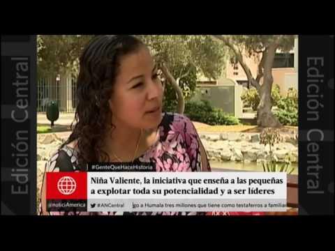 América Noticias - Edición Central 15-05-2017 - Gente que hace historia