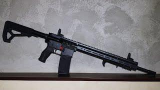 ★AR-15 Первый взгляд★ (ADAR 2-15 AR-15 Сделанная в России).mp3