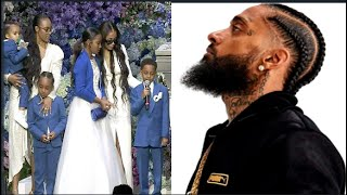 Nipsey Hussle's Family Rejects Crowdfunding From Celebs!