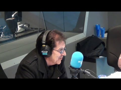 SHAKIN STEVENS - BBC RADIO 5 LIVE - INTERVIEW AND FOOTAGE - 15 OCTOBER 2016