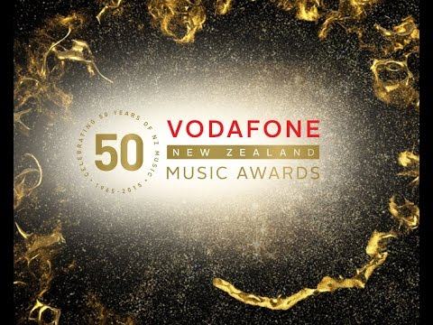 Vodafone New Zealand Music Awards 2015