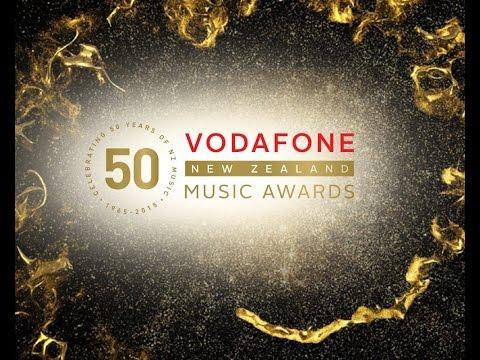 Vodafone New Zealand Music Awards 2015