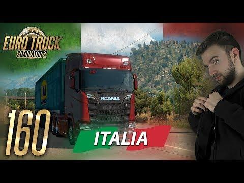 ITALIA DLC! | Euro Truck Simulator 2 #160