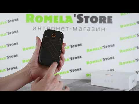 AGM A2 - Простенький но крепкий смартфон с небольшим дисплеем в 4 дюйма