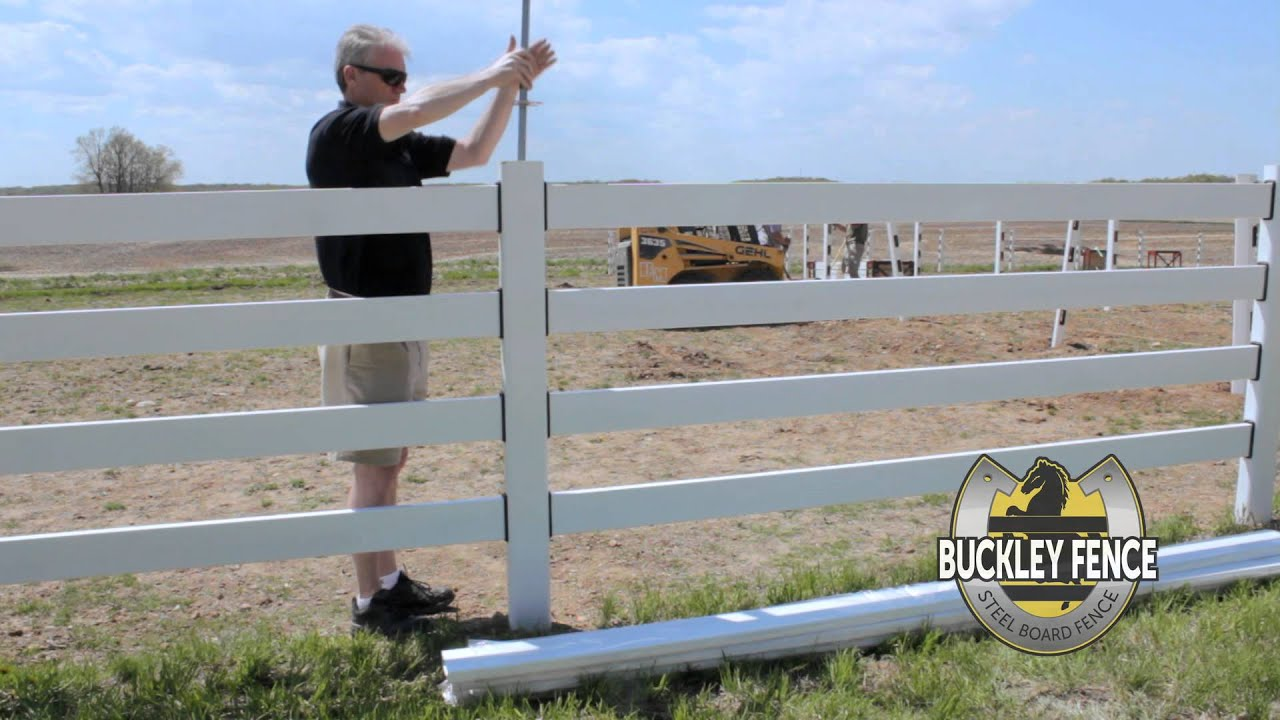 Steel Horse Fencing - Buckley Fence, LLC