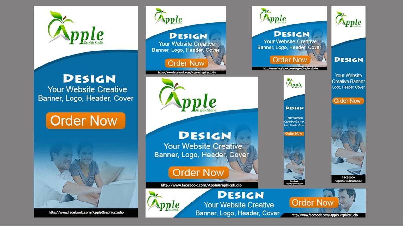 Design google banner ads - How To Create A Responsive Banner Ads For Google