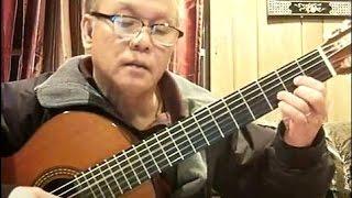 Trở Về Bến Mơ (Ngọc Bích) - Guitar Cover by Hoàng Bảo Tuấn