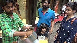 Kolkata Masala Muri 10 Rs & Bread Toast 20 Rs | Most Tastiest Chatpati Bengali Snacks Item Ever