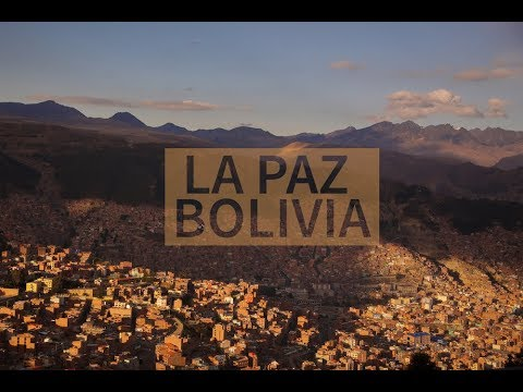 Bolivia Travel Guide - La Paz and El Alto
