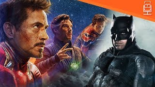Avengers Infinity War Directors DO NOT Want to Make DC Films