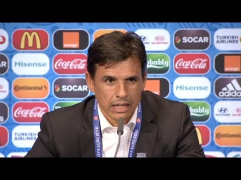 Chris Coleman - Wales Must Avoid Emotion Of UK Derby - Euro 2016