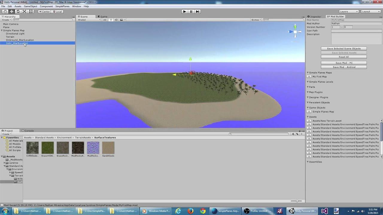 Simpleplanes modding custom map youtube simpleplanes modding custom map publicscrutiny Images