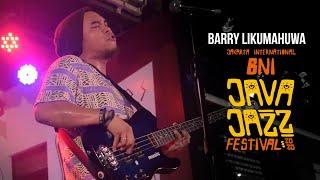 Barry Likumahuwa - Trust and Faith - Java Jazz Festival (JJF) 2020 - Live at MLD Spot Stage Bus