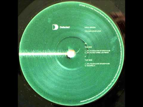 Kathy Brown - You Give Good Love (Jay J's Moulton Studio Dub)