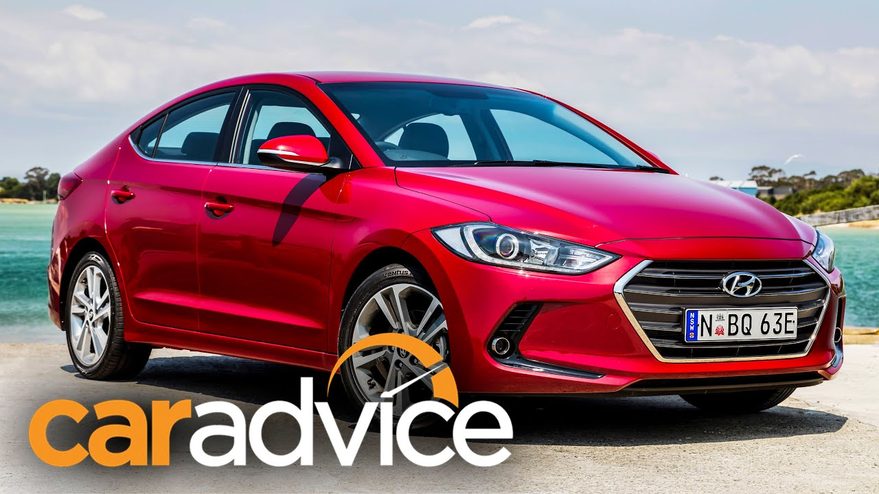 2016 Hyundai Elantra Video Review   YouTube