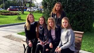 "Russian Folk Music Ансамбль ""Белое злато"" - Думы (New video) Russian song"