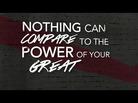 Your Love is Greater by Victory Worship feat. Lee Brown [Official Lyric Video]