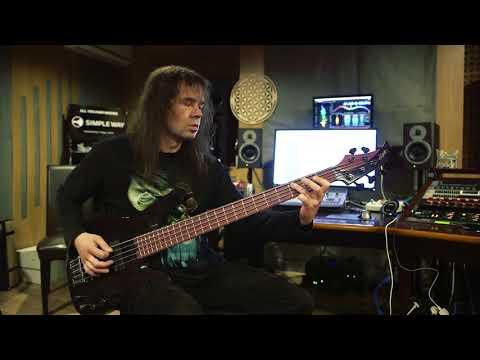Neglected Fields  Sansara  bass playthrough Gjallarhorn 5 custom bass