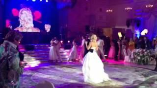 ЭКСКЛЮЗИВ СТАРХИТА: Первый танец Леры Кудрявцевой и Игоря Макарова