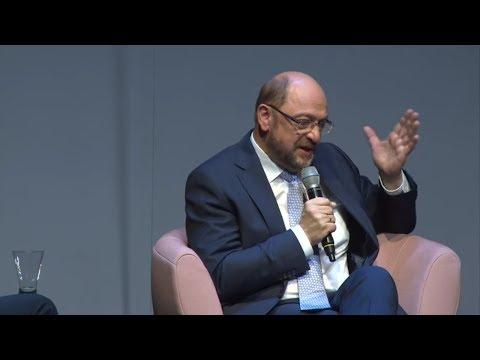 Martin Schulz der Mensch: Bei der Frage nach seiner Frau bricht es fast aus Schulz heraus