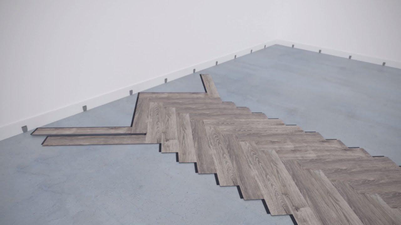 Herringbone Droplock 400 Design Floors