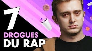 LES 7 DROGUES DU RAP (ft Vald, Niska, Kaaris)