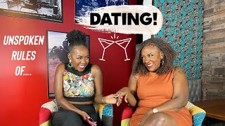 The Messy Inbetween Podcast - Episode 8 - Unspoken rules of dating