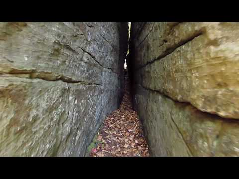 Rock City; Coopers Rock State Forest, West Virginia