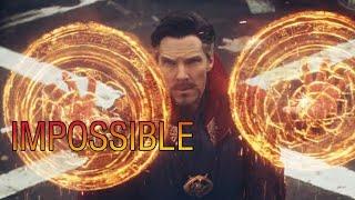 Doutor estranho/Doctor strange (IMPOSSIBLE) - i am king