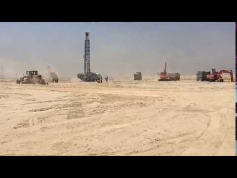 Oilfield Well Pad Preparation & construction - 2