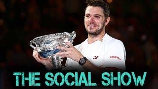 Australian Open: The Social Show: Men's Final - 2014 Australian Open
