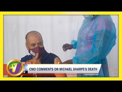 CMO comments on Jamaican Journalist Michael Sharpe's Death | TVJ News