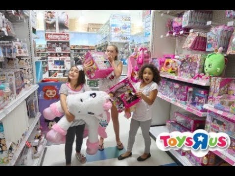 REAL SQUISHIES AT TOYS R US!