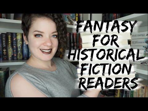 Fantasy for Historical Fiction Fans | HISTORICAL FANTASY