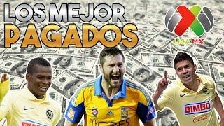 10 Futbolistas Mejor Pagados De La Liga MX│México│Esto Es Fútbol│2015