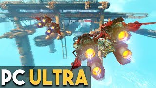 Strike Vector EX PC Gameplay Ultra Settings
