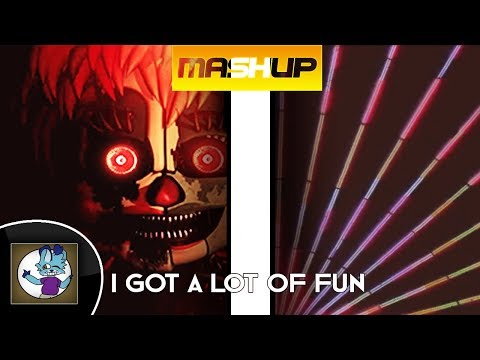 [Mashup] - I Got A Lots Of Fun - THN and TLT