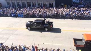 Kansas City Royals World Series victory parade