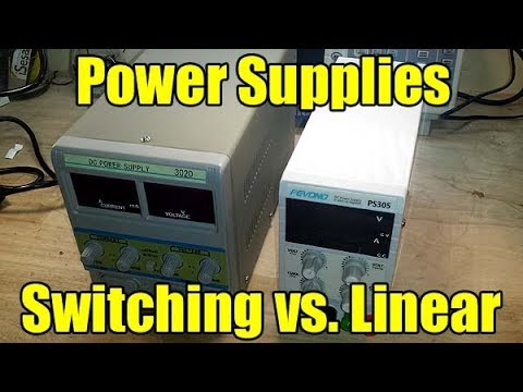 Power Supplies: Switching vs  Linear