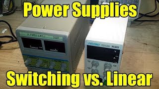 Power Supplies: Switching vs. Linear