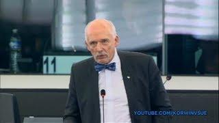 Izrael będzie domagał się odszkodowań od Polski? - Janusz Korwin-Mikke