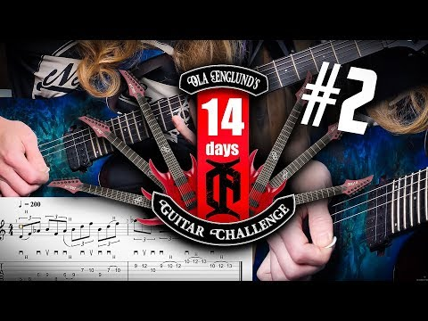 OLA 14 DAYS - Guitar Challenge #2 - Economy Picking