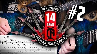 OLA 14 DAYS - Guİtar Challenge #2 - Economy Picking