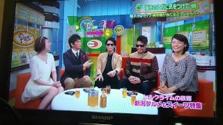 Hilcrhyme2012/11/29放送PON.
