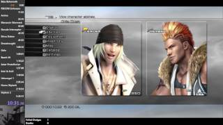 Final Fantasy XIII Speedrun in 5:20:35 (PS3) - Failed Dodges PB (23)